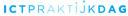 Logo ICT-praktijkdag Lange versie